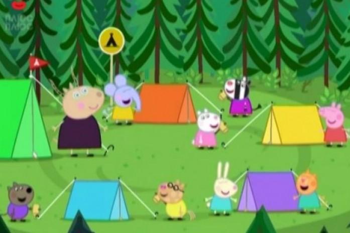 Свинка Пеппа все серии подряд - смотреть мультфильм