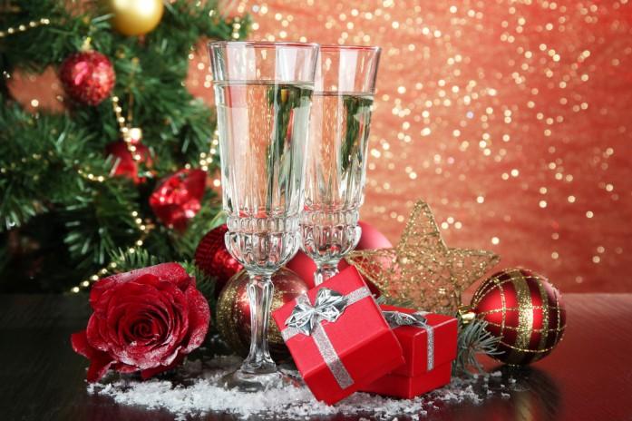 Подарки под Новый год