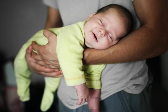 Сонник свой ребенок на руках 575