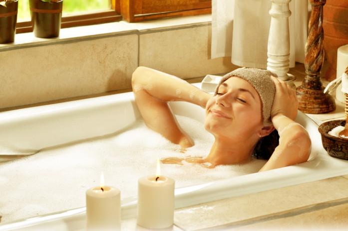 ванна для похудения