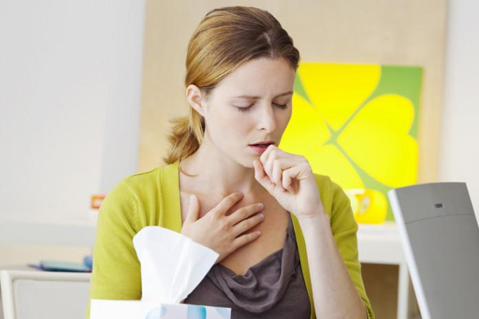 вирус и простуда весной