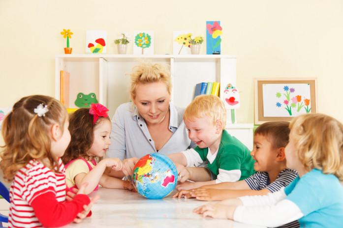 Детский сад государственный