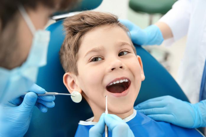 Мульт про лечение зубов