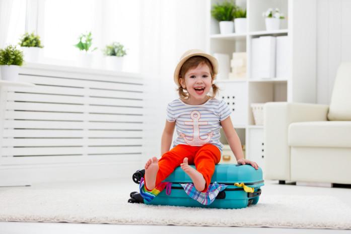 ребенок в путешествии