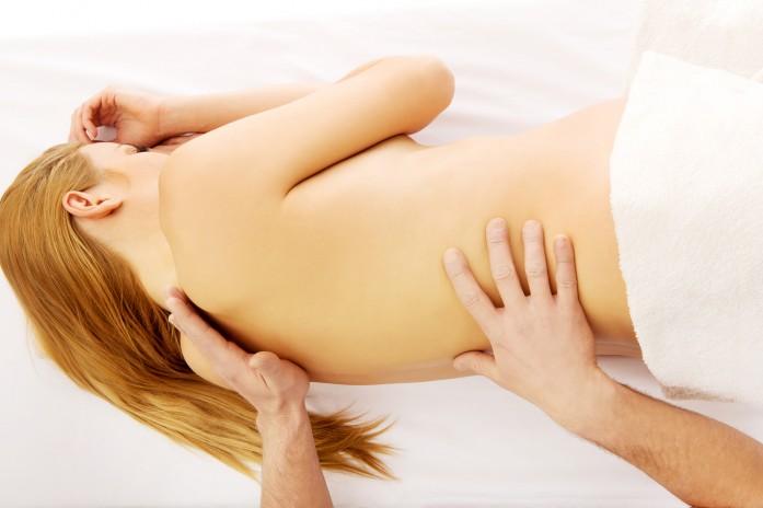 Как сделать массаж чтобы забеременеть