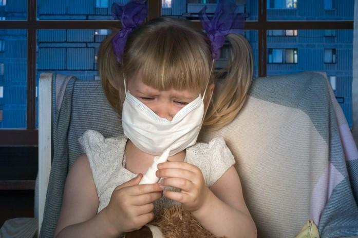 Как лечить кашель и насморк у 2 летнего ребенка