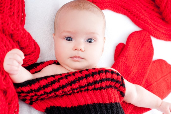 Как сделать малыша на конкурс малыш