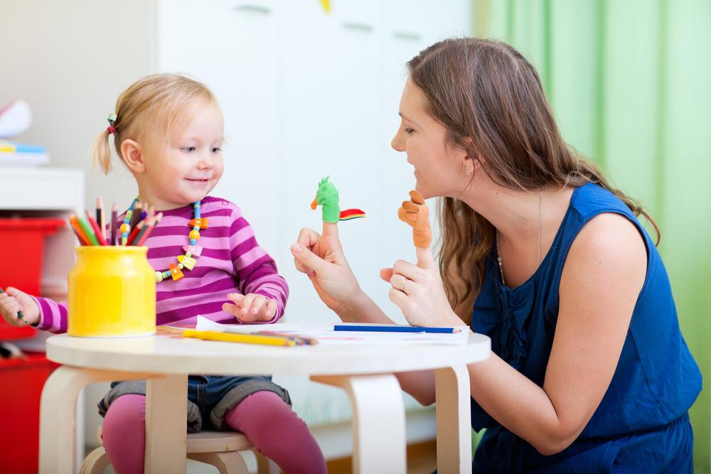 Картинка занятия с ребенком