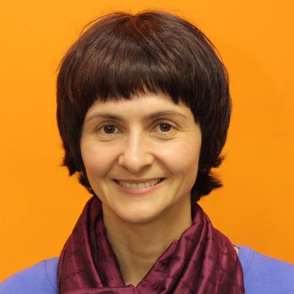 Психолог Тетяна Рібер