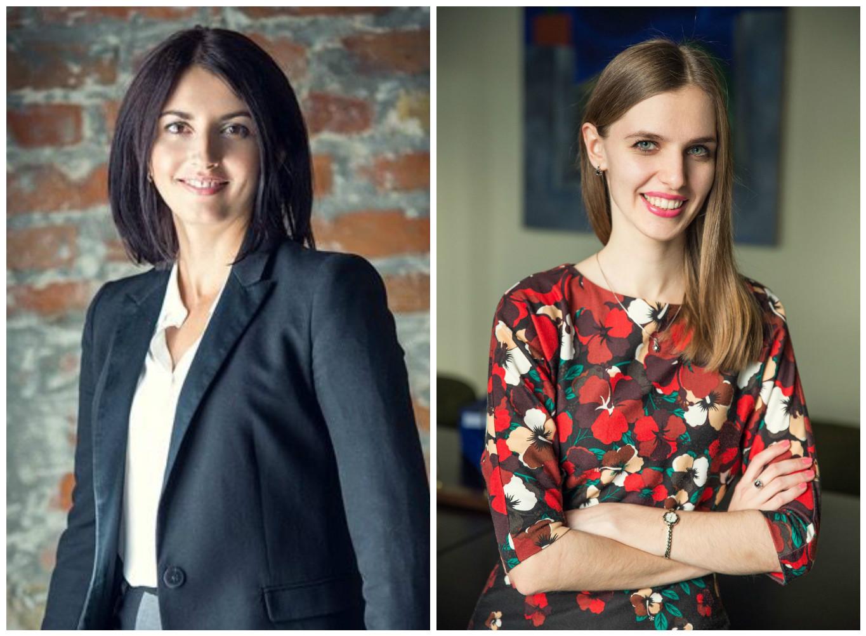 Адвокати Ірина Мороз і Ольга Кучміенко