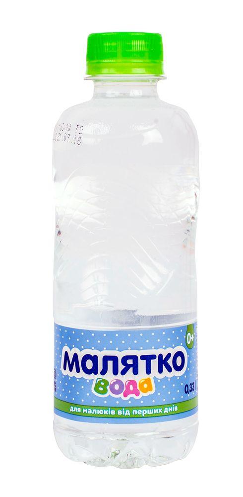 Вода для будущей мамы и для малыша Малятко
