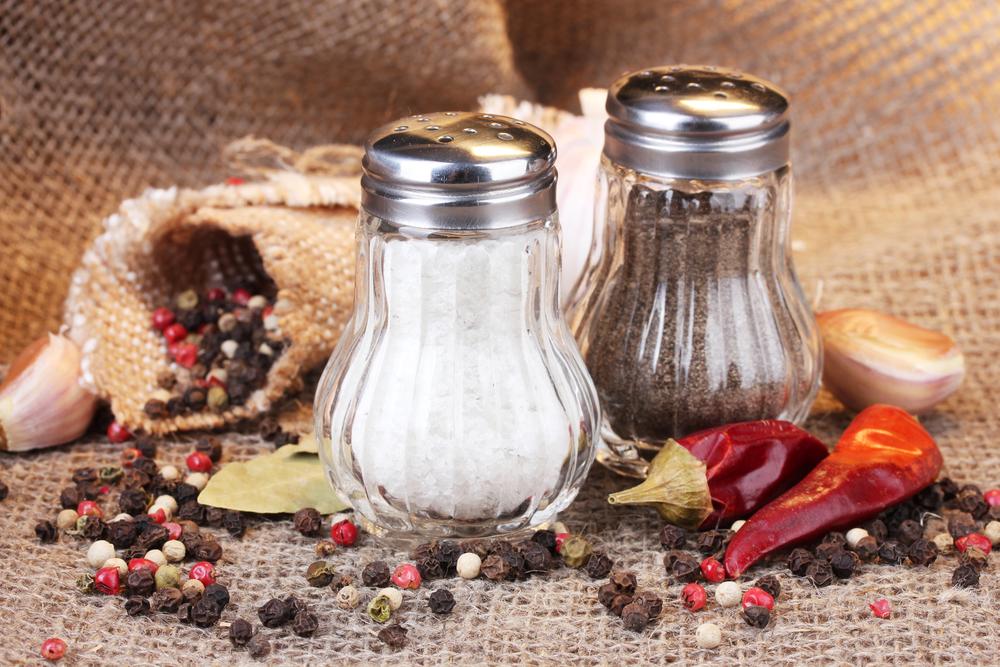 Специи с солью
