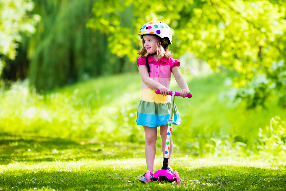 Самокаты для детей: как выбрать самокат