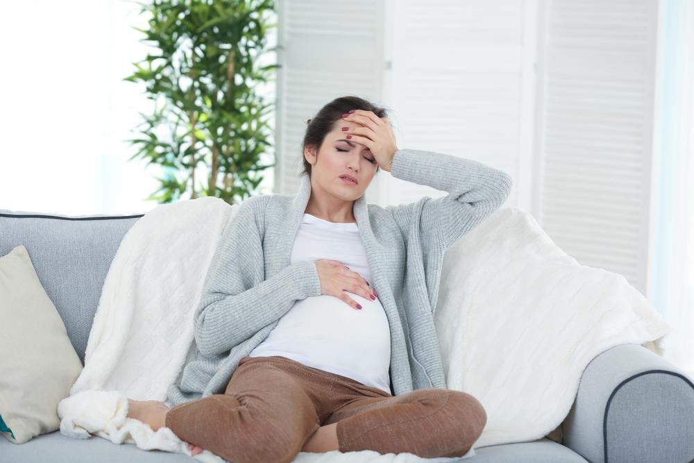 Почему беременные худеют во 2 триместре 23