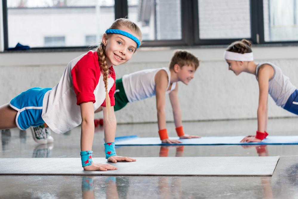 Как сделать детей в спорт 52