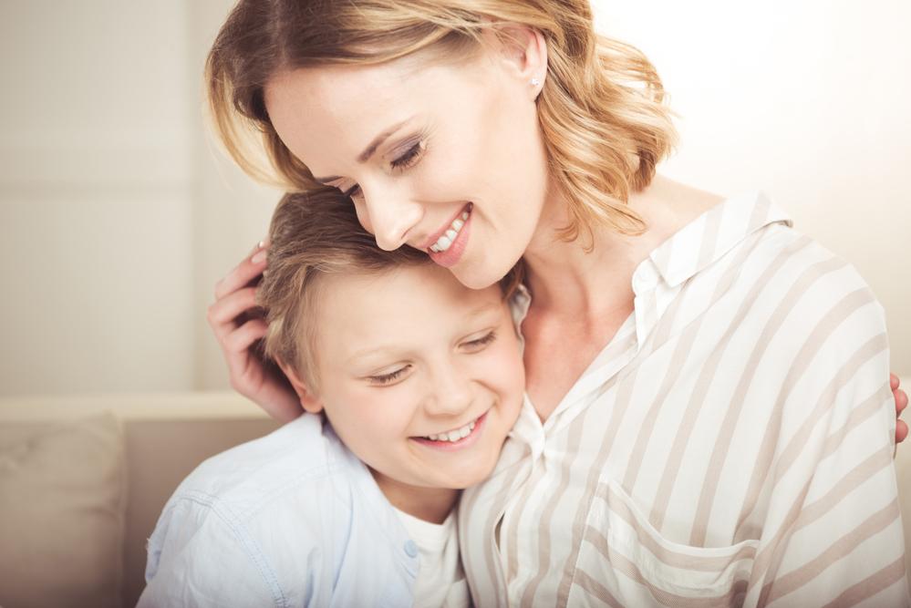 Смотреть картинки маму с сыном