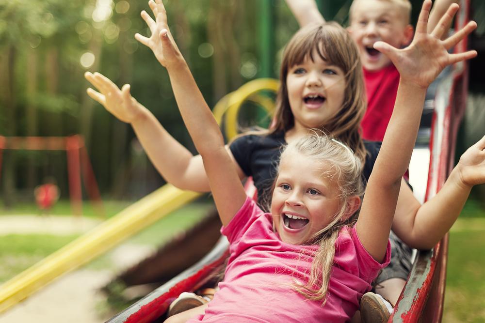 Веселые картинки дети летом