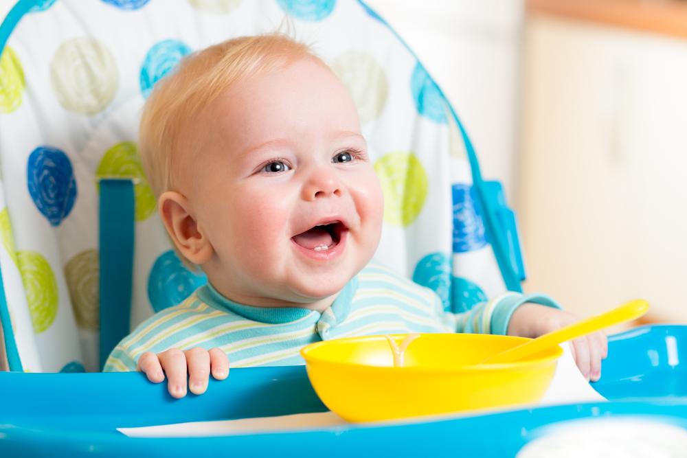 больше можно ди ребенка с анемией кормить баночными пюре определенной