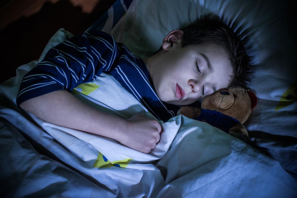 Фото с спящими