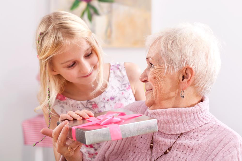 Подарок бабушке с дедушкой 10