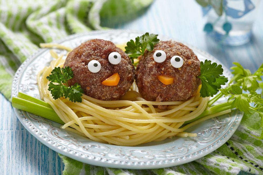 Анимации, прикольная еда картинки для детей