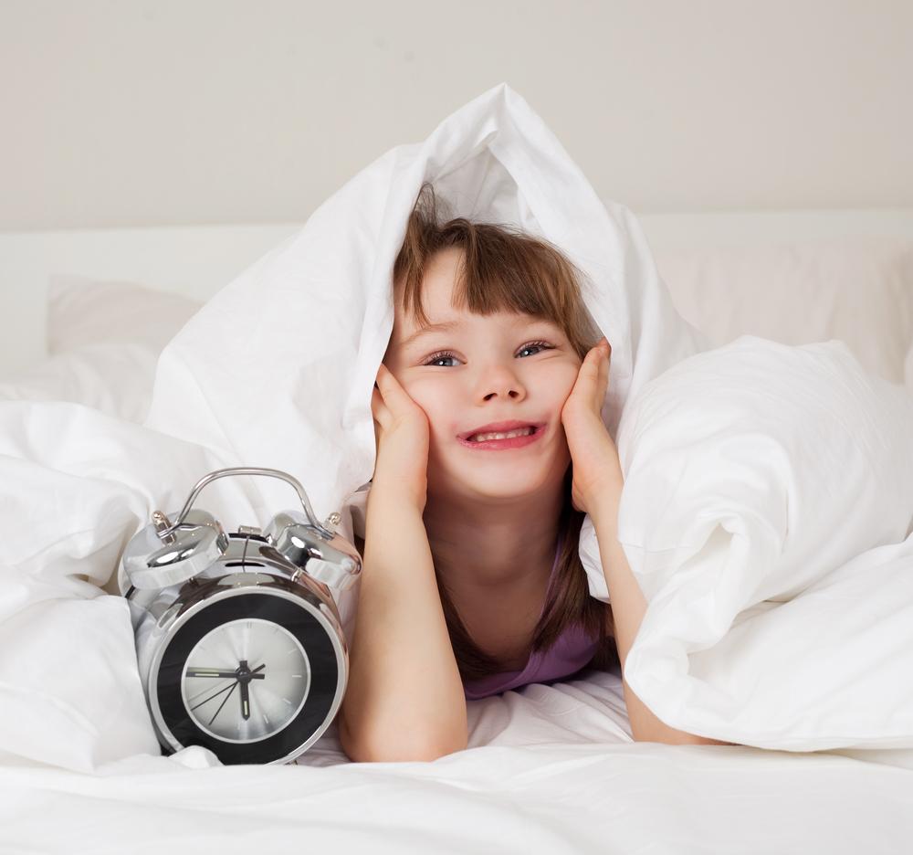 Дети утром фото картинки