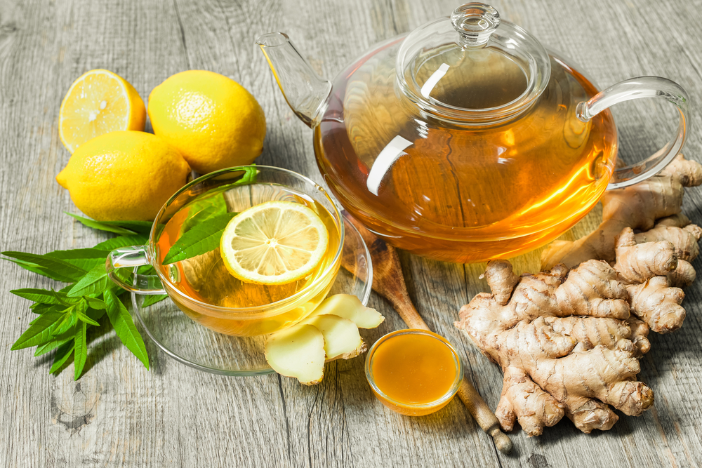 Чай С Имбирем Похудела На. Имбирь для похудения