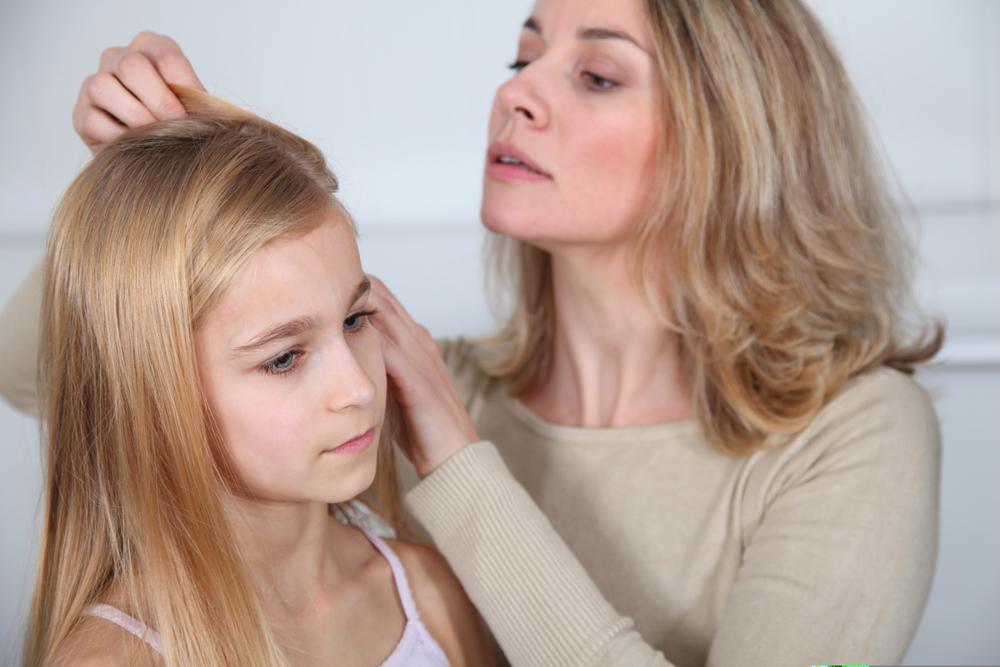Лечение педикулеза у ребенка
