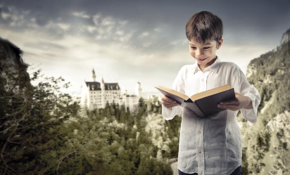 Дитина вірить у диво