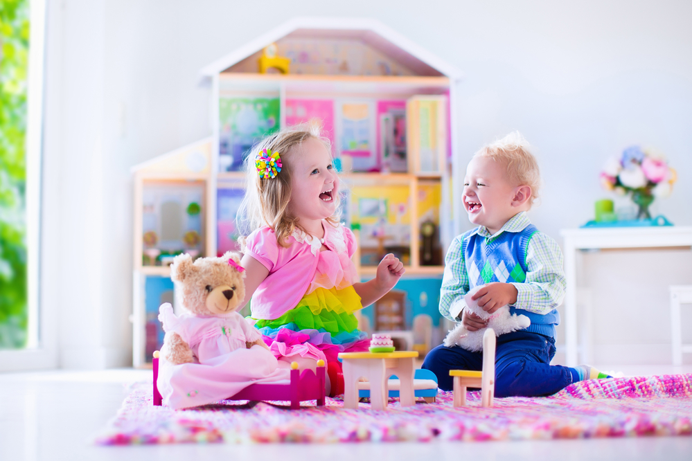 violent toys and children