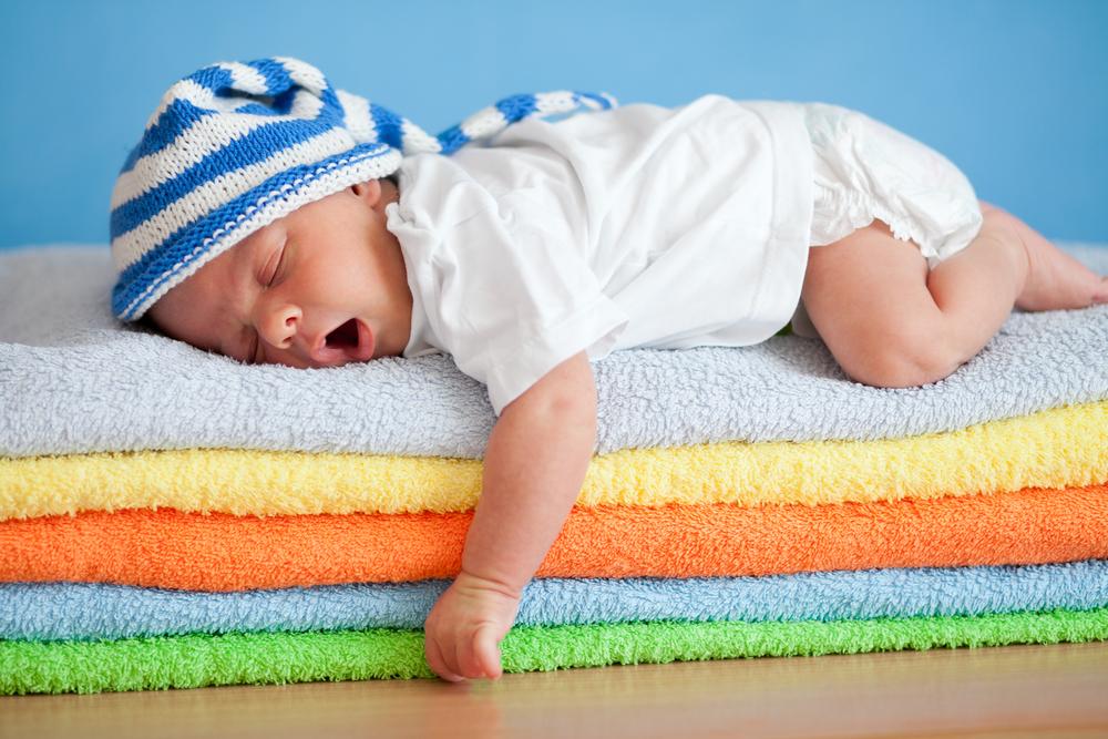 И снова о туалете: как приучить ребенка спать без подгузников