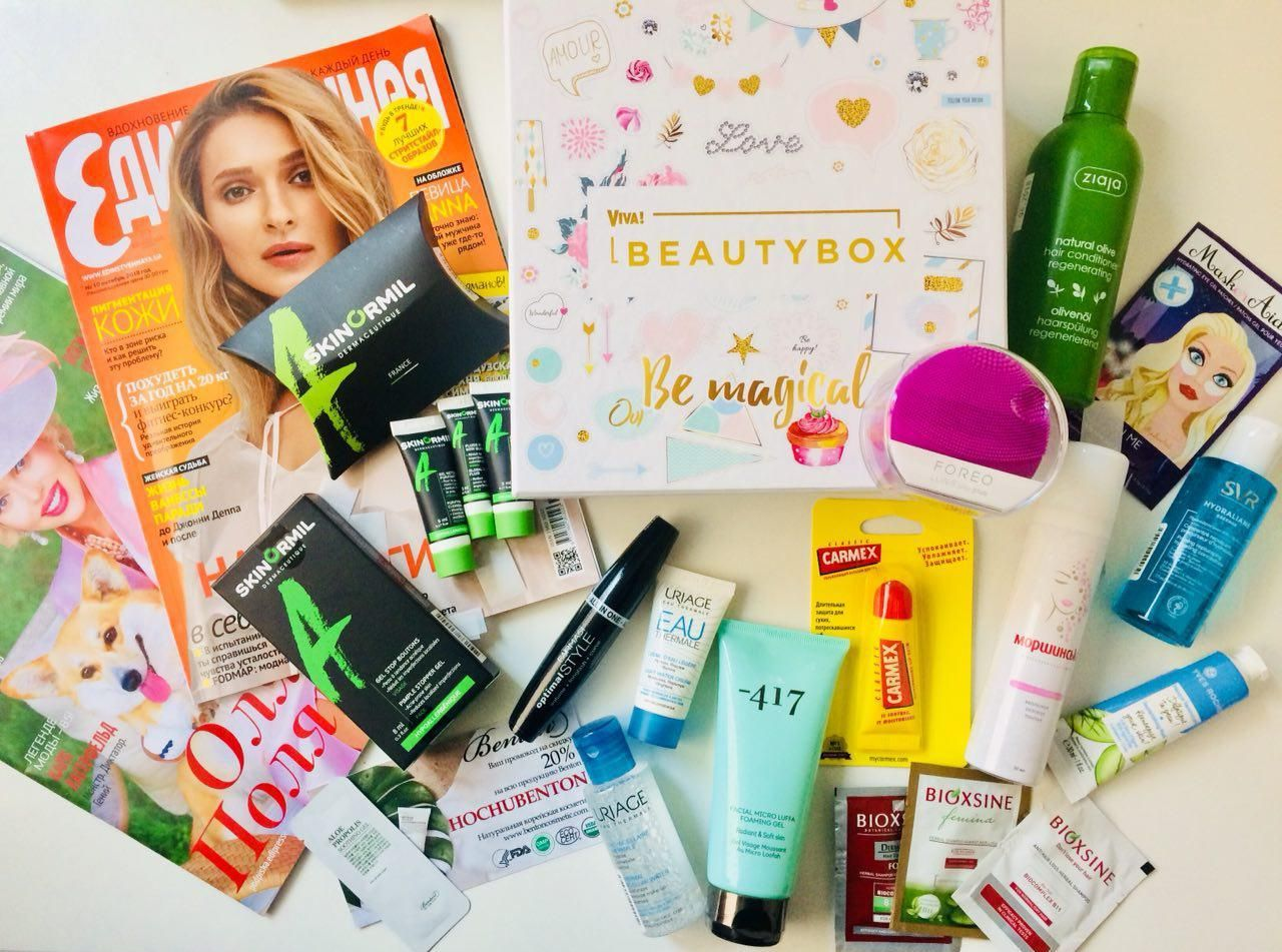 Осенняя Viva! Beauty Box