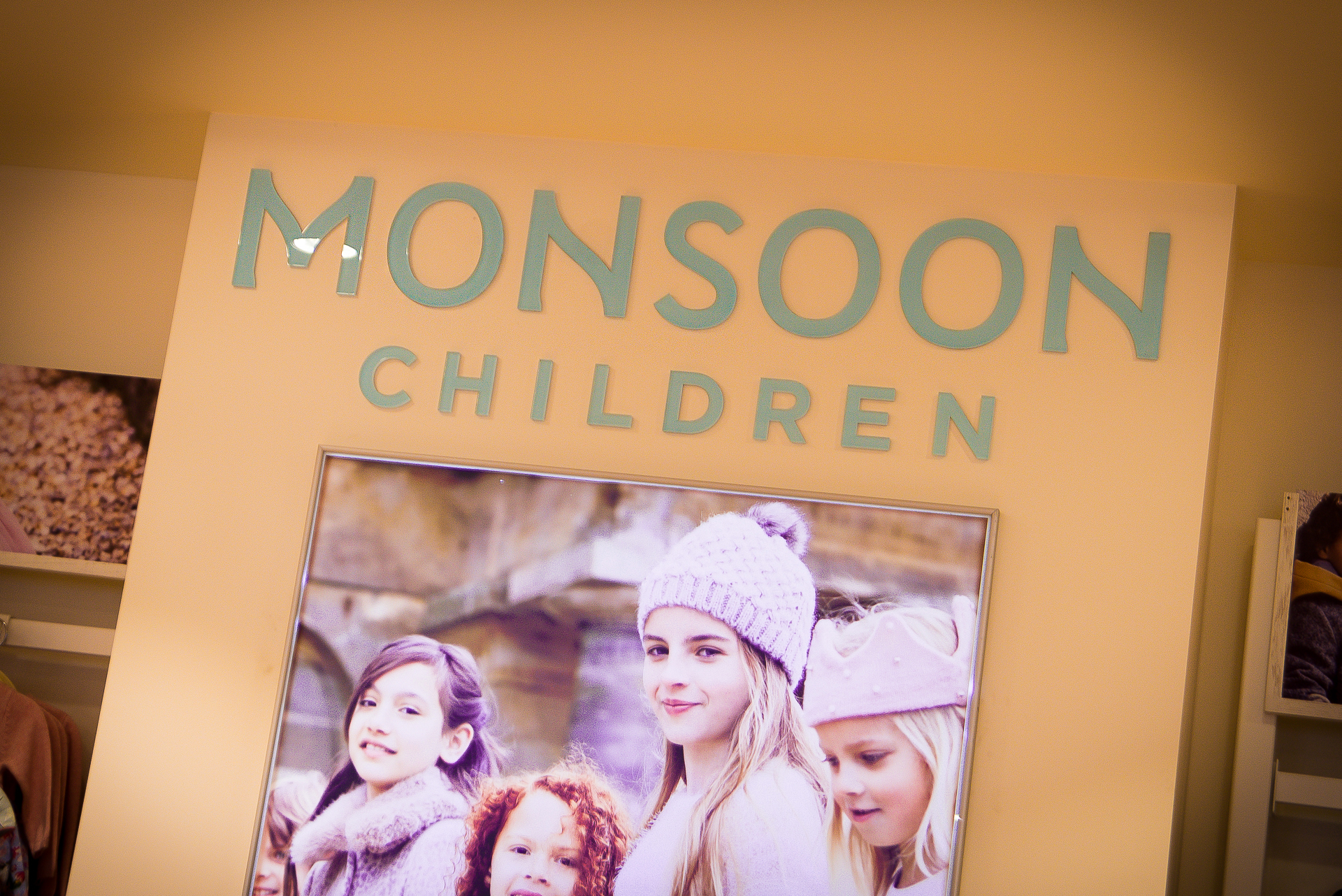 Магазин Monsoon Children