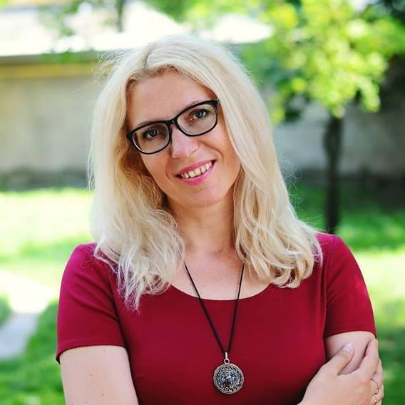 Блогер Хомчук Ирина