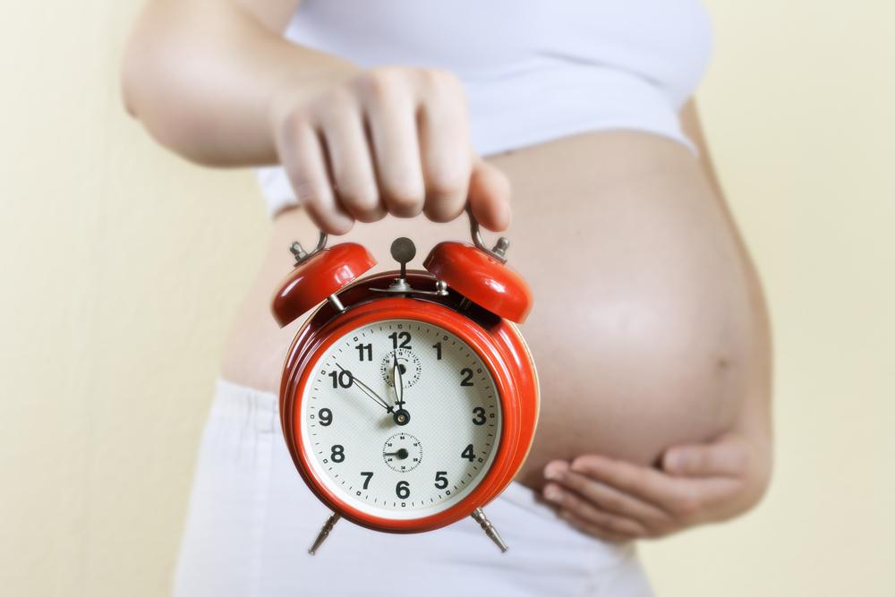 подготовка к родам - научиться считать схватки
