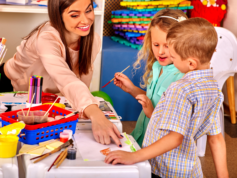 Образовательные программы для дошкольных учреждений. Обзор